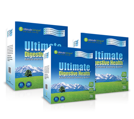 Ultimate Digestive Health with Probiotics (3 Pack)