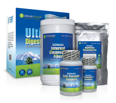 Ultimate Digestive Health with Probiotics (1 Pack)